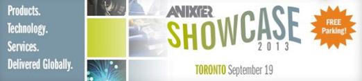 Anixter Showcase 2013