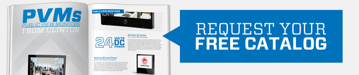Request your Clinton Electronics Free Catalog