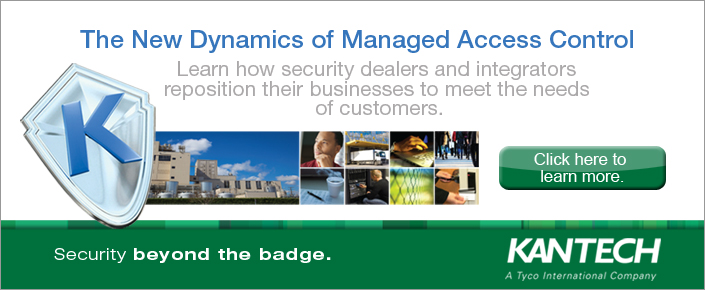 Kantech - The New Dynamics of Managed Access Control