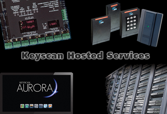 Why you should consider Keyscan Hosted Services.