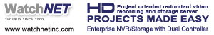 WatchNET - HD Projects made easy