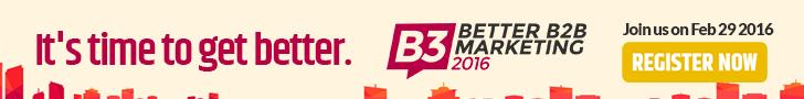 Better B2B Marketing