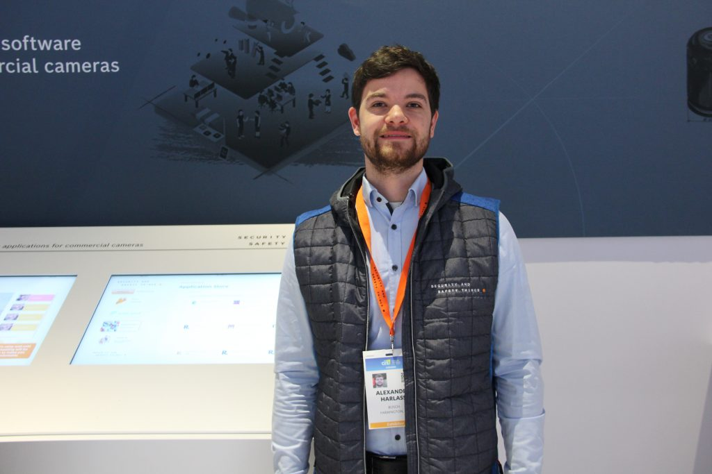Security and Safety Things demonstrates at CES