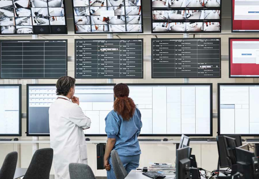 Securing a health-care facility: An integrators' guide