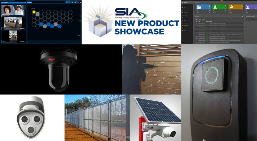 Security Industry Association announces winners of 2020 SIA New Product Showcase Awards